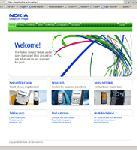 Nokia Ireland Retail Portal thumb